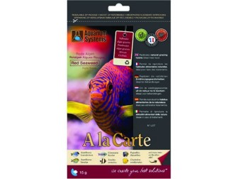 A la carte Red 15g AS