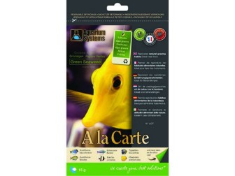 A la carte Green 15g AS