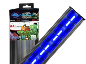 Bleu LED 6W/30cm LUMIVIE
