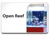 Blau 90 Open reef équipé eau de mer Blanc