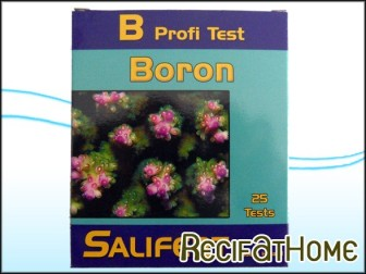 Test bore salifert profi test