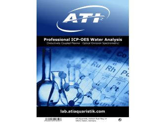 Analyse eau de mer ICP OES Professionnelle ATI
