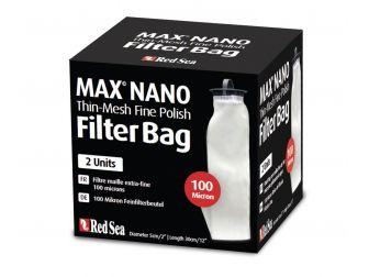 Max-Nano Filtre micron bag nylon 100 Micron (x2)
