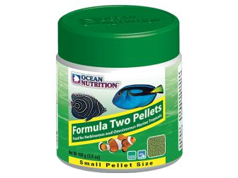 Formula two Small pellets 100 grs Ocean nutrition
