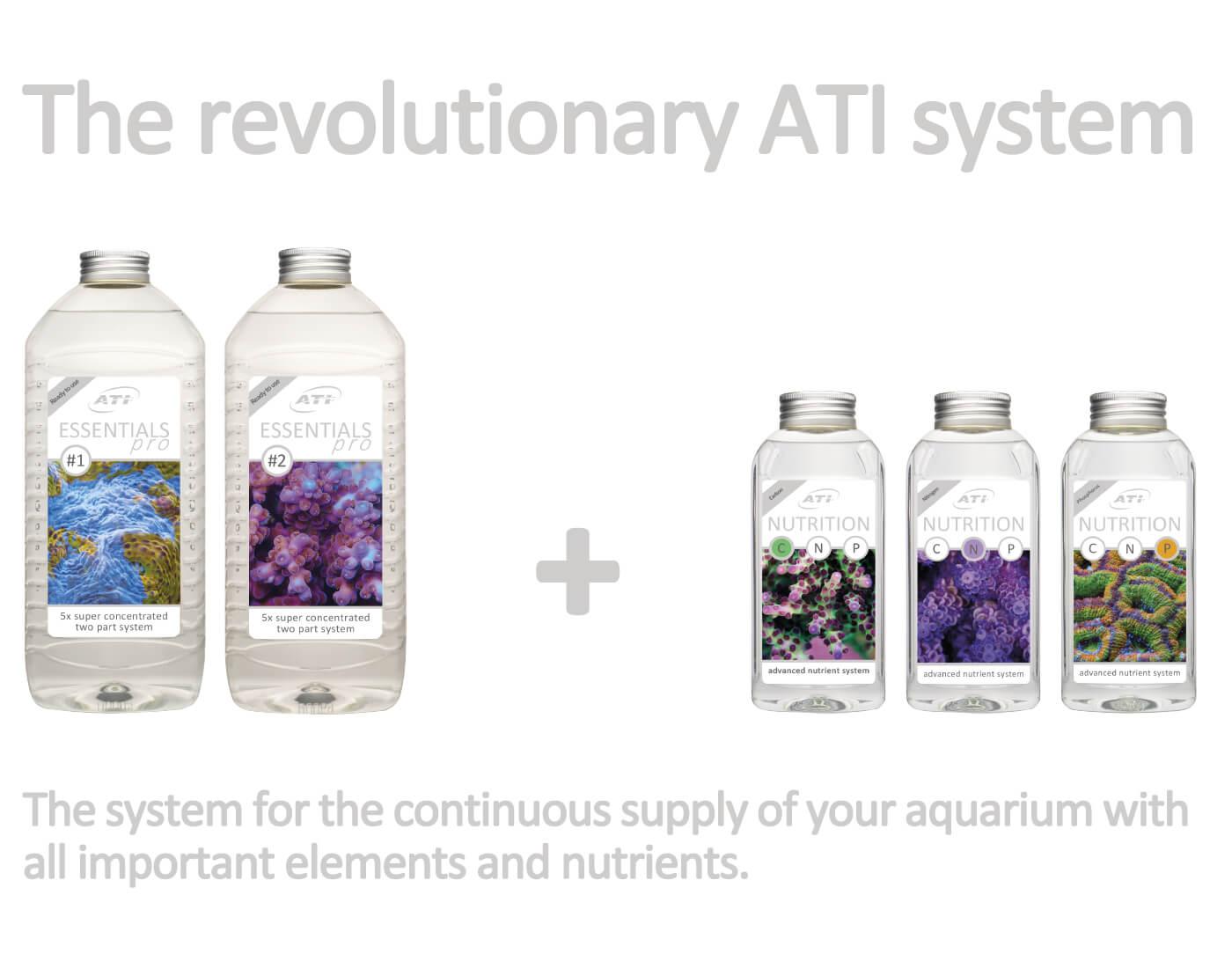 ATI Essentials pro 2 2000 ml