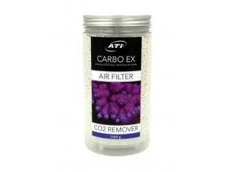 ATI Carbo Ex Air Filter 1,5 Liter Incl. 1000 g Granulate