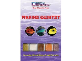 OC - MENU EDM 5 VARIETE MARIN QUINTET 100GR Ocean nutrition