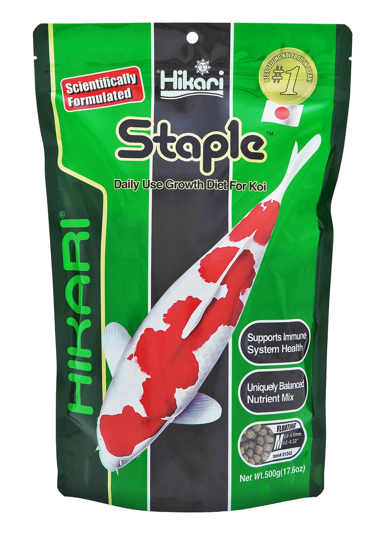 HIKARI STAPLE Medium 0.5kg