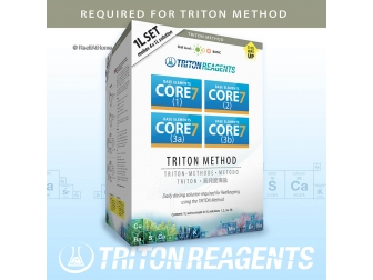 CORE7 Base Elements Set (4x1L) (1, 2, 3a, 3b)  TRITON