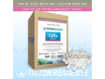 Calcium Reactor Media - sticker 100ml TRITON