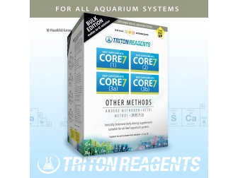 CORE7 Reef Supplements Bulk Edition (4x4L) (1, 2, 3a, 3b)  TRITON