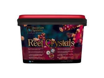 SEL REEF CRYSTAL 120 L pour 4 kg AS