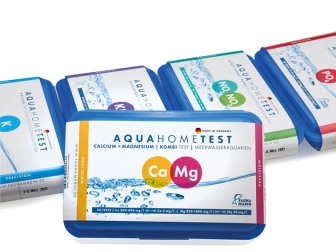 Aquahometest Ca+Mg  Fauna Marin