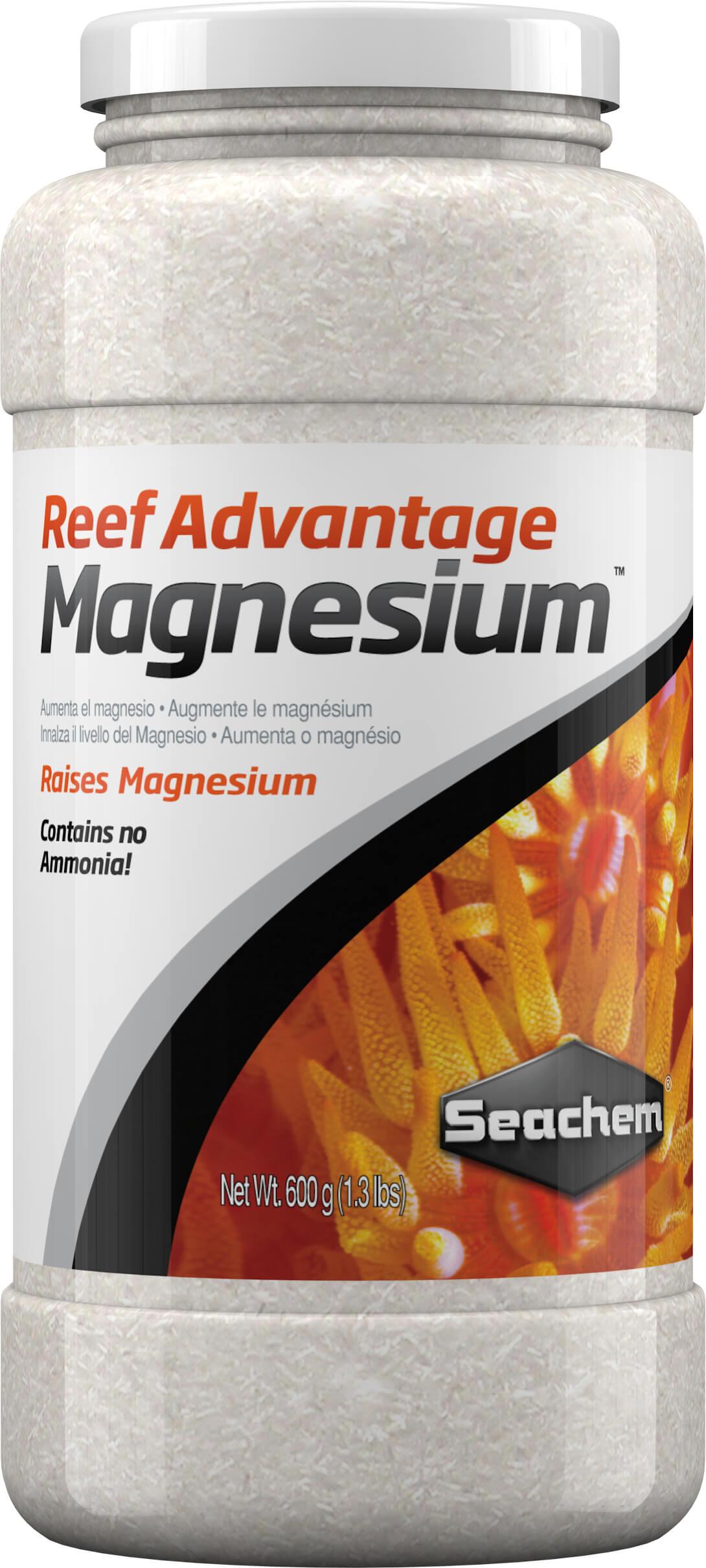 Reef ADV Magnesium 600grs SEACHEM