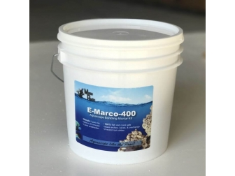 E-Marco 400 Aquascaping Mortar Complete Kit