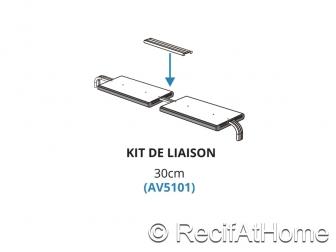 GC SEALIGHT Kit de liaison 30cm (lien entre 2 rampes) AV5101