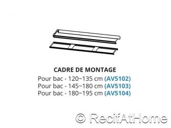GC SEALIGHT Cadre de montage  180/195cm  AV5104