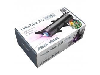 Stérilisateur 11 Watts UV-C aqua medic Helix Max 2.0