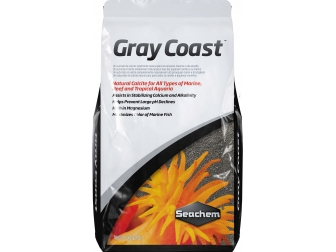 GRAY Coast 10Kgs Seachem