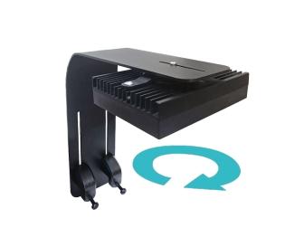 D-D GEN 2 Slimline designer bracket black