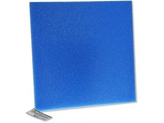 Mousse filtrante bleue maille large 50*50*5cm jbl