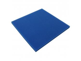 Mousse filtrante bleue maille fine 50*50*5cm jbl