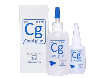 CORAL GLUE GEL 295ml