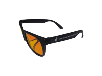 Coral viewing sunglass
