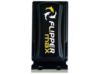 Flipper Max - Nettoyeur magnétique 2 en 1 pour aquarium