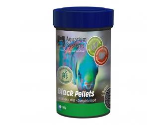 Spirulina BLACK PELLETS 1.5mm Aquarium systems 60g
