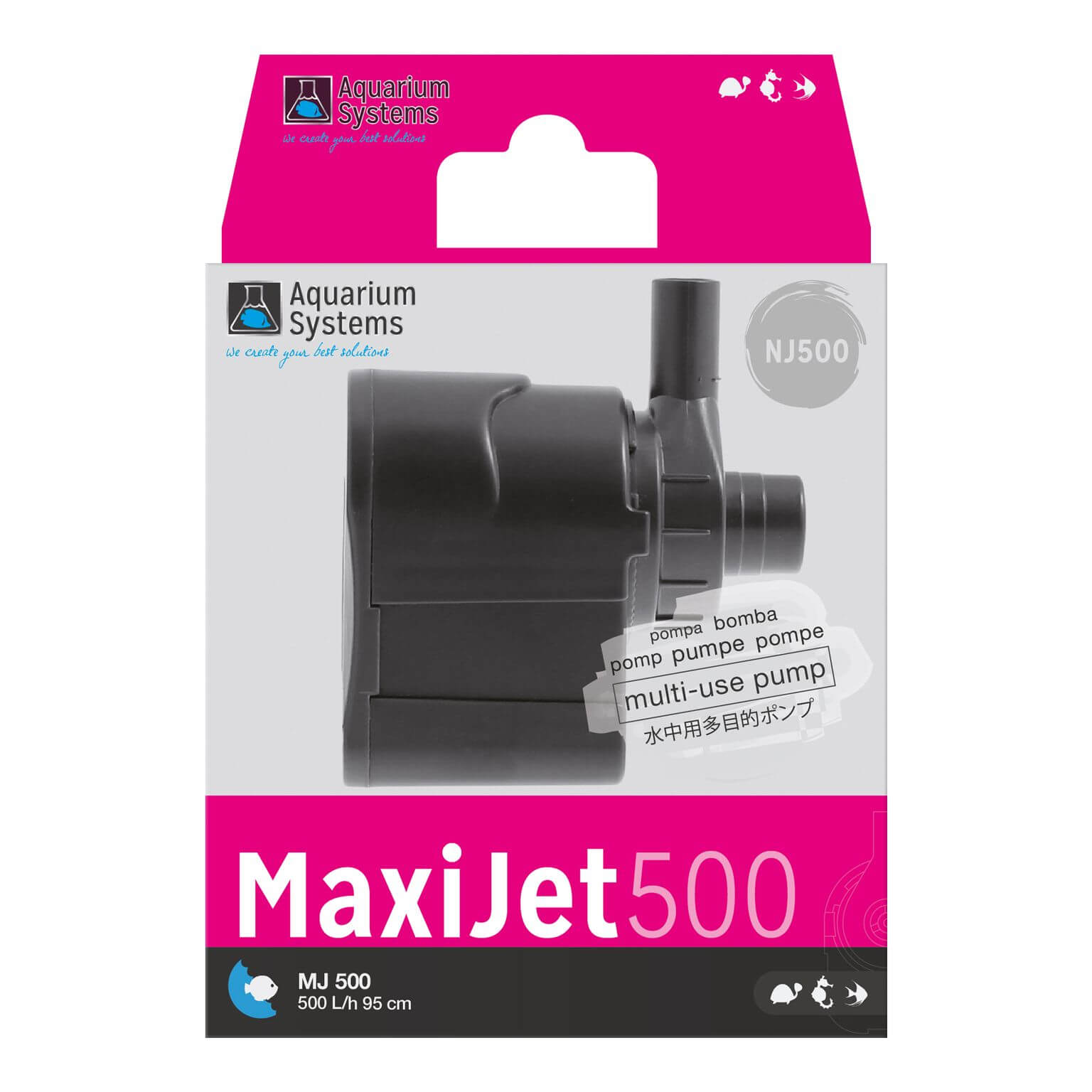 MAXIJET 500