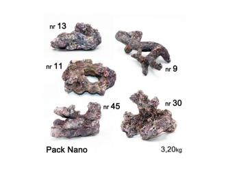 Dutch Reef Rock Pack Nano Base  3,2 Kg
