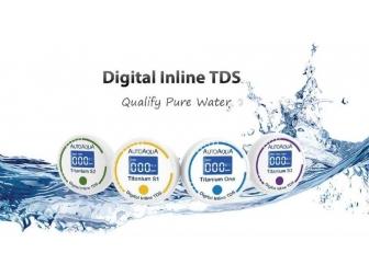 Digital Inline TDS - Titanium S2 Conductivimètre