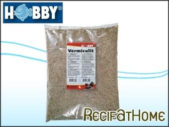 Vermiculit, Ø 0-4 mm, 4 l