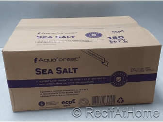 Sea Salt 19KG carton Aquaforest