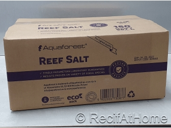 Reef Salt 19kg Aquaforest