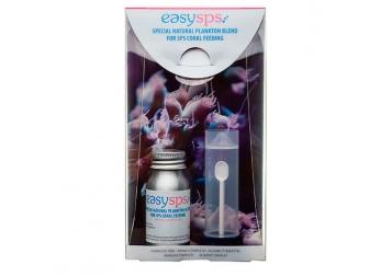Easysps 20 (étui PVC Crystal, Boite aluminium 20 gr) aliment naturel lyophilisé pour coraux SPS