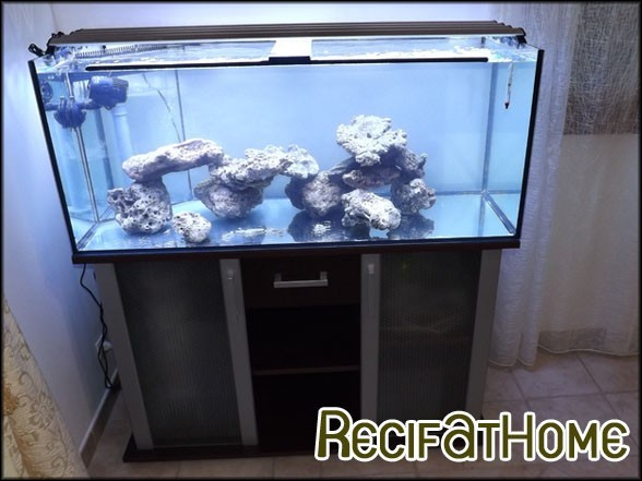 Aquarium sur mesure vpc recifathome - Meuble aquarium sur mesure ...