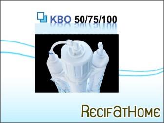 PRÉ-FILTRE CHARBON pour KBO50/75/100