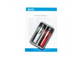 Solutions étalons cuivre, gamme large à 0,00 et 2,00 mg/L HI702-11 HANNA