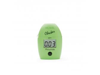 Checker Phosphates, gamme étroite (jusqu'à 2,50 mg/L) HI713 Mini-photomètre HC HANNA