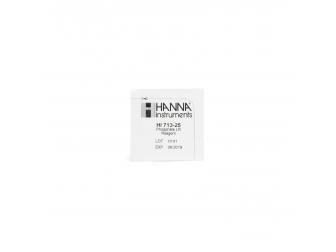Réactifs pour phosphates (HI713), 25 tests HANNA