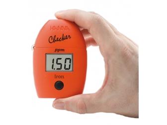 Checker Fer (jusqu'à 5,00 mg/L) HI721 Mini-photomètre Checker HC HANNA