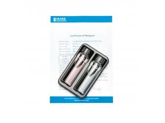 Solutions étalons phosphore, gamme étroite (eau de mer) à 0 et 100 µg/L HI736-11 HANNA