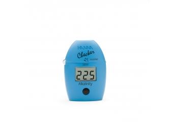 Checker Alcalinité en eau de mer (jusqu'à 300 mg/L) HI755 Mini-photomètre HANNA