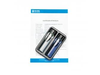 Solutions étalons alcalinité eau de mer à 0 et 100 mg/L HI755-11 HANNA