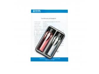 Solutions étalons nitrites eau de mer à 0 et 100 µg/L HI764-11 HANNA