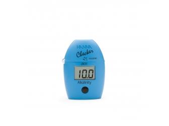 Checker Alcalinité (dKH) en eau de mer (jusqu'à 20,0 dKH) HI772 Mini-photomètre HC HANNA