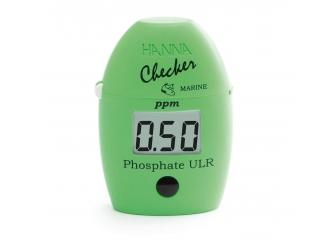 Checker Traces de phosphates en eau de mer (jusqu'à 0,90 mg/L) HI774 Mini-photomètre HC HANNA