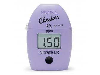 Checker Nitrates en eau de mer, gamme étroite HI781 Mini-photomètre HC HANNA
